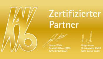 KaVo Zertifizierungsprogramm